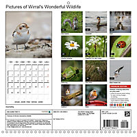 Pictures of Wirral's Wonderful Wildlife (Wall Calendar 2019 300 × 300 mm Square) - Produktdetailbild 13