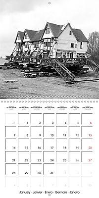 Picturing England (Wall Calendar 2019 300 × 300 mm Square) - Produktdetailbild 1