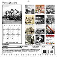 Picturing England (Wall Calendar 2019 300 × 300 mm Square) - Produktdetailbild 13
