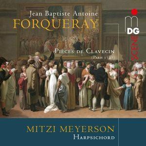 Pièces De Clavecin, Mitzi Meyerson