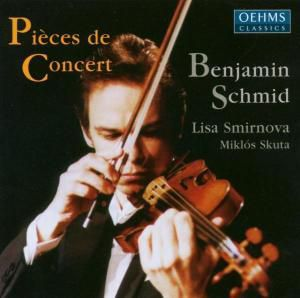 Pieces de Concert, Benjamin Schmid, Smirnova, Skuta