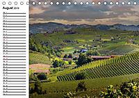 Piemont und Turin (Tischkalender 2019 DIN A5 quer) - Produktdetailbild 8