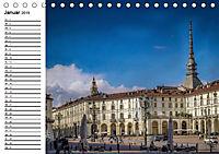 Piemont und Turin (Tischkalender 2019 DIN A5 quer) - Produktdetailbild 9
