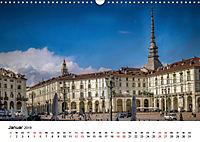 Piemont und Turin (Wandkalender 2019 DIN A3 quer) - Produktdetailbild 1