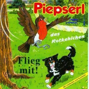 Piepserl, das Rotkehlchen, Christian Meine