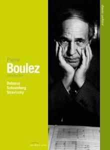 Pierre Boulez-Conductor, Pierre Boulez