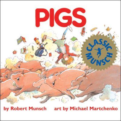 Pigs, Robert Munsch