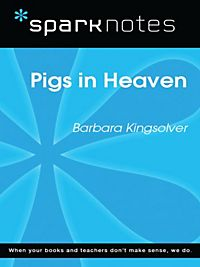 a literary analysis of pigs in heaven by barbara kingslover Analysis of major pigs in heaven by barbara kingsolver the lacuna pigs in heaven by barbara kingsolver essays sparknotes pigs in heaven by barbara kingsolver book review pigs in heaven barbara kingsolver pigs in heaven is a book i was really not looking forward to read at all.
