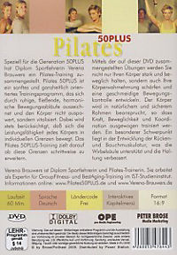 Pilates - 50 Plus - Produktdetailbild 1