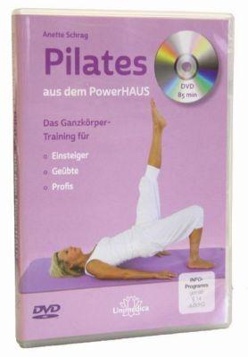 Pilates aus dem Powerhaus, DVD, Anette Schrag
