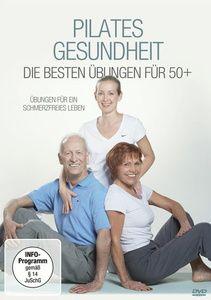 Pilates Gesundheit - Die besten Übungen für 50+, Nina Metternich, Alexander Bohlander