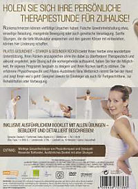 Pilates Gesundheit - Starker & gesunder Rücken - Produktdetailbild 1