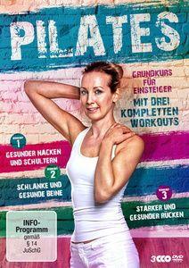 Pilates - Grundkurs für Einsteiger, Nina Metternich