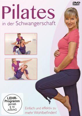 Pilates in der Schwangerschaft, Ines Vogel