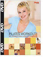 Pilates Workout mit Susann Atwell und Anette Alvaredo, Susann Atwell
