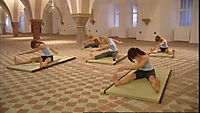 Pilates Workout mit Susann Atwell und Anette Alvaredo - Produktdetailbild 4