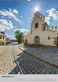 PILSEN Historisches Stadtherz (Wandkalender 2018 DIN A2 hoch) - Produktdetailbild 9