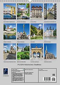 PILSEN Historisches Stadtherz (Wandkalender 2018 DIN A3 hoch) - Produktdetailbild 13