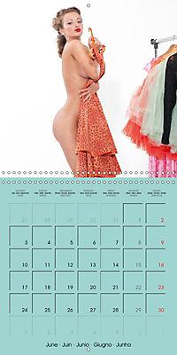 Pin-ups - sexy, funny and hot (Wall Calendar 2019 300 × 300 mm Square) - Produktdetailbild 6