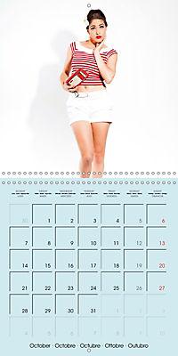 Pin-ups - sexy, funny and hot (Wall Calendar 2019 300 × 300 mm Square) - Produktdetailbild 10