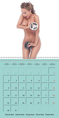 Pin-ups - sexy, funny and hot (Wall Calendar 2019 300 × 300 mm Square) - Produktdetailbild 12