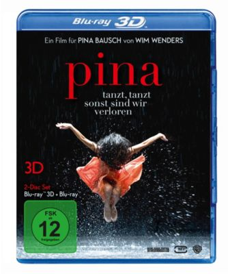 Pina, Wim Wenders