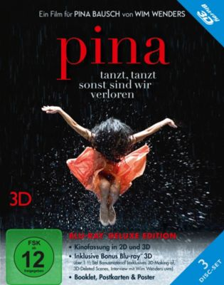 Pina - Deluxe Edition, Wim Wenders