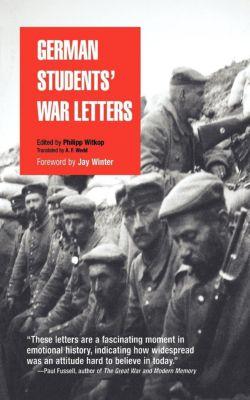 Pine Street Books: German Students' War Letters, Philipp Witkop