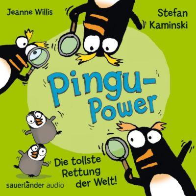 Pingu-Power Band 2: Die tollste Rettung der Welt (Audio-CD), Jeanne Willis