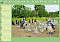 Pinguine privat Planer (Tischkalender 2019 DIN A5 quer) - Produktdetailbild 3