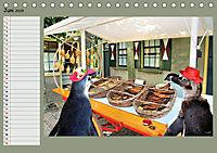 Pinguine privat Planer (Tischkalender 2019 DIN A5 quer) - Produktdetailbild 6