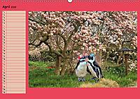 Pinguine privat Planer (Wandkalender 2019 DIN A2 quer) - Produktdetailbild 4