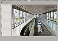 Pinguine privat Planer (Wandkalender 2019 DIN A2 quer) - Produktdetailbild 2
