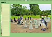 Pinguine privat Planer (Wandkalender 2019 DIN A2 quer) - Produktdetailbild 3