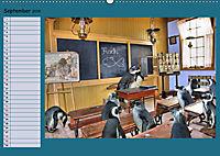 Pinguine privat Planer (Wandkalender 2019 DIN A2 quer) - Produktdetailbild 9