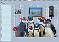Pinguine privat Planer (Wandkalender 2019 DIN A3 quer) - Produktdetailbild 8