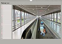 Pinguine privat Planer (Wandkalender 2019 DIN A3 quer) - Produktdetailbild 2