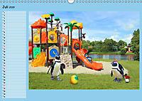 Pinguine privat Planer (Wandkalender 2019 DIN A3 quer) - Produktdetailbild 7