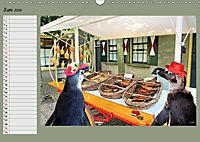 Pinguine privat Planer (Wandkalender 2019 DIN A3 quer) - Produktdetailbild 6