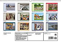 Pinguine privat Planer (Wandkalender 2019 DIN A3 quer) - Produktdetailbild 13