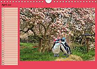 Pinguine privat Planer (Wandkalender 2019 DIN A4 quer) - Produktdetailbild 4