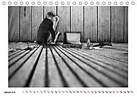 Pinguine privat (Tischkalender 2019 DIN A5 quer) - Produktdetailbild 1