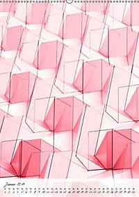 Pink Art (Wandkalender 2019 DIN A2 hoch) - Produktdetailbild 1