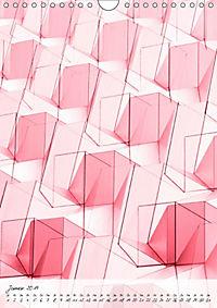 Pink Art (Wandkalender 2019 DIN A4 hoch) - Produktdetailbild 1