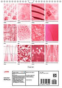 Pink Art (Wandkalender 2019 DIN A4 hoch) - Produktdetailbild 13