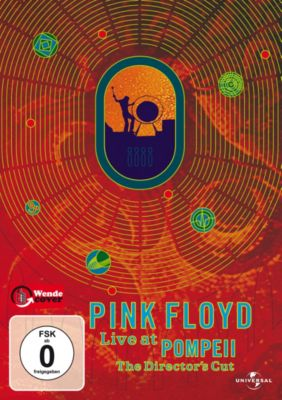 Pink Floyd - Live at Pompeji: The Director's Cut, Nick Mason,Richard Wright David Gilmour