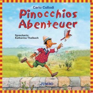 Pinocchios Abenteuer, Carlo Collodi