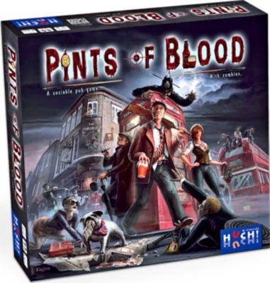 Pints of blood (Spiel), m. deutscher Anleitung, Kinjiro