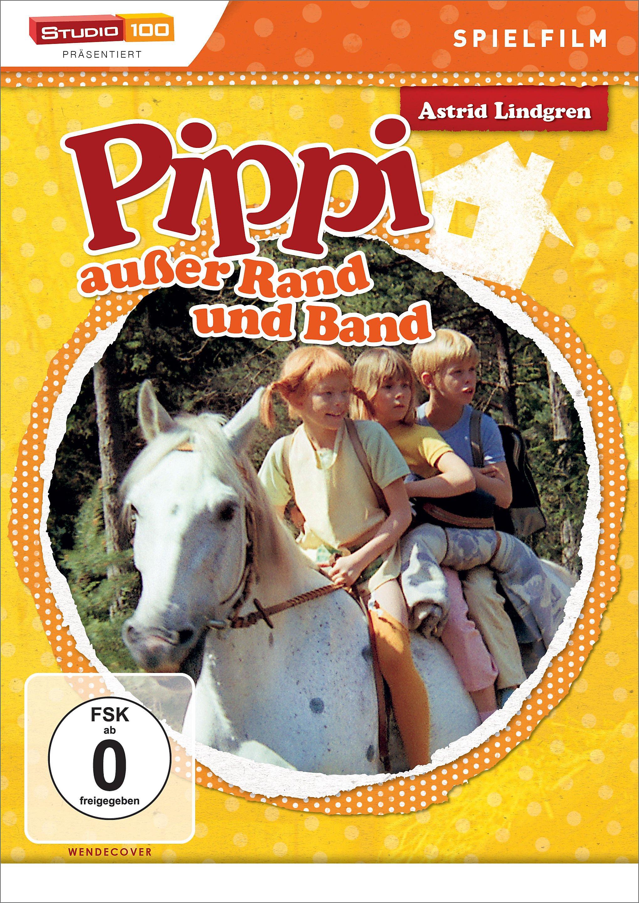 Pippi Außer Rand Und Band Stream