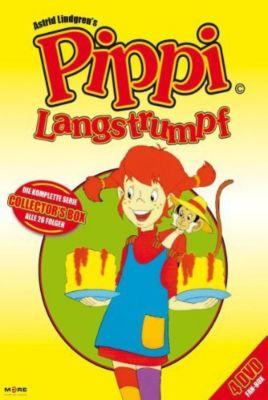 Pippi Langstrumpf - Die Zeichentrickserie, Astrid Lindgren